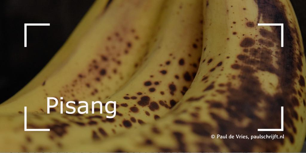 Bananen. Foto April Rodmyre Pixabay
