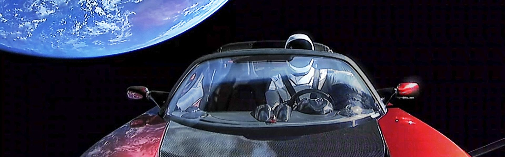 Starman on the way bij de column 'CV-ketels en eco-freaks-ketels en eco-freaks' van Paul Schrijft
