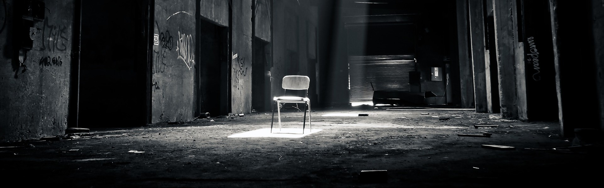Chair in a Lost place by MichaelGaida Pixabay