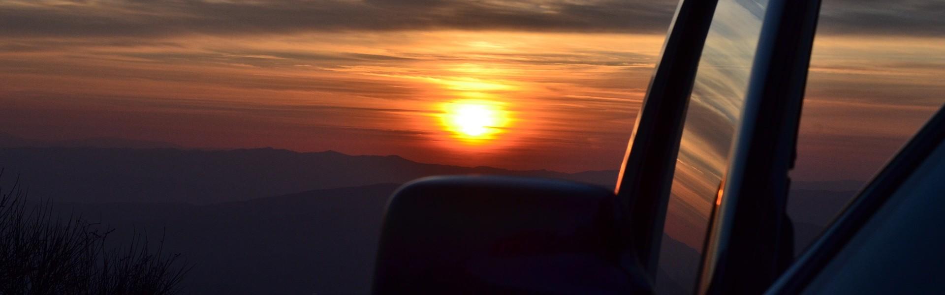 Even zonsondergang foto tommipics op Pixabay